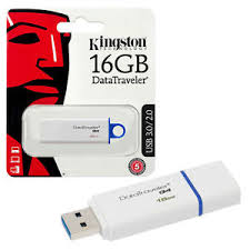 Pen Drive KINGSTON 16 GB USB 3.0 DTIG4
