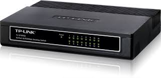 Switch  Tp-Link Desktop 16 puertos 10/100