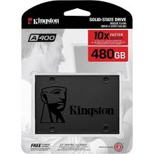Disco SSD KINGSTON A400 480 GB SATA Int.